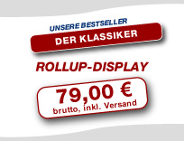Rollup Display Banner